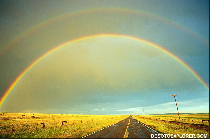 Panorama alam Kansas Yang Begitu Indah