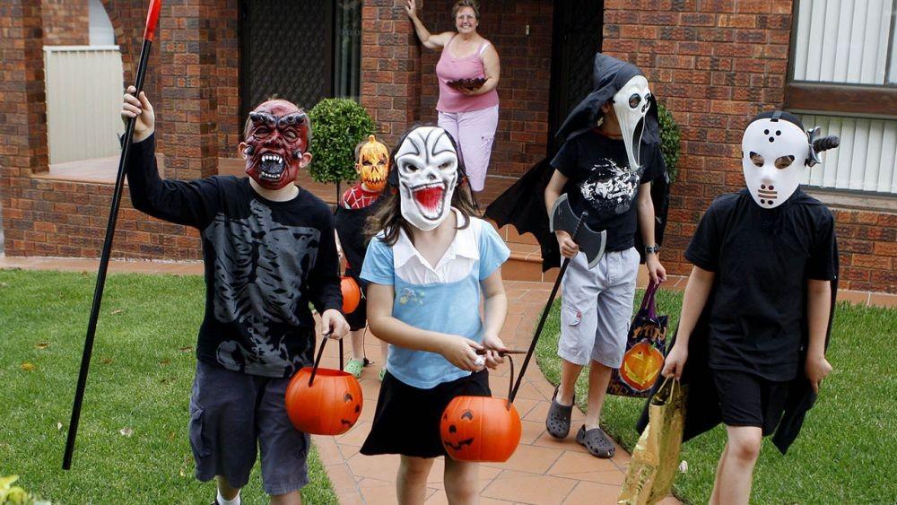 Halloween Terbaik Di Kansas